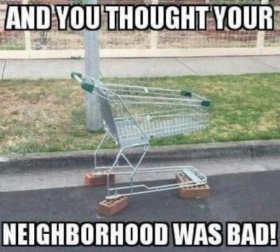 Neighborhood Memes