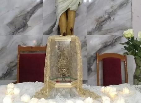 Mensagem de Nossa Senhora em 13/06/2019 em São José dos Pinhais, PR