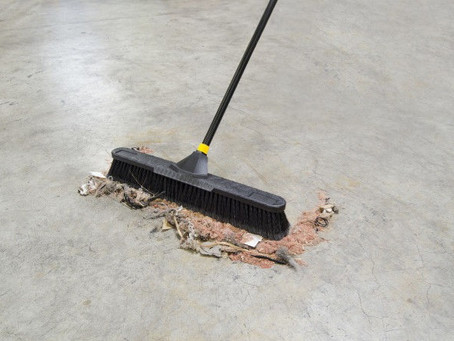 HR Hiring Strategies: Why Sweeping the Floor is a Cutting Edge HR Strategy.