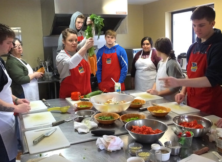 Group Cooking Classes
