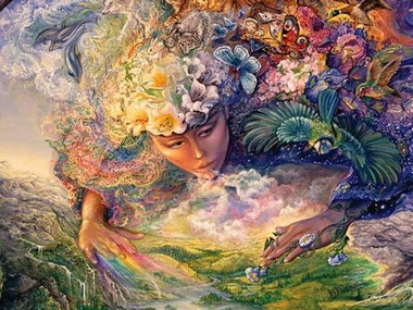 Kutsal Anne Dünya