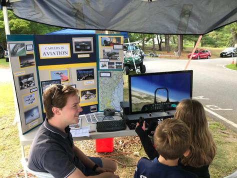 CHI Aerospace: September Events