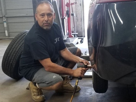 Meet Joseph Ivanditto, the Owner of Joe's Car Craft in Deer Park, NY