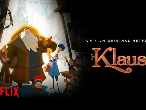 Klaus - Netlix Original  Film Review