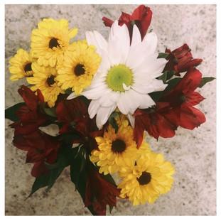 Buy Those Flowers