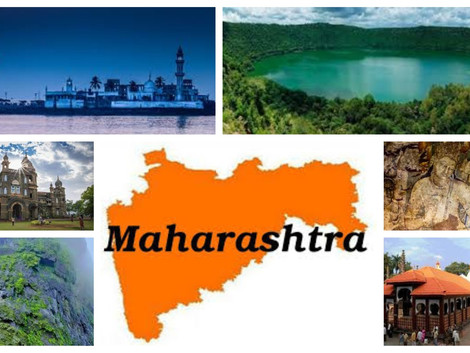 Top Historical places in Maharashtra