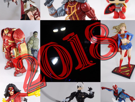 2018 Highlights - Action Figures & Toys
