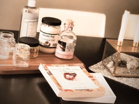 Basics for your at home Apothecary