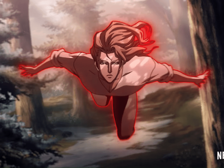 Castlevania Season 3 Trailer