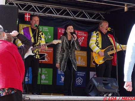 Fede Finn og Funny Boyz afsluttede koncertrække i Næstved