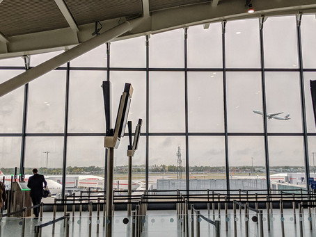 Mace, Terminal 5, Heathrow