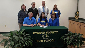Shelby Bryant continues Volleyball career at PHCC