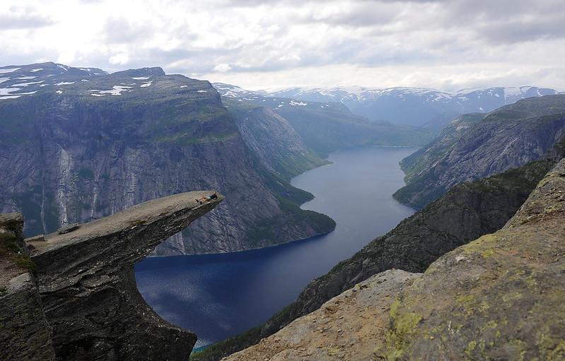 Comment se rendre à Trolltunga en Norvège