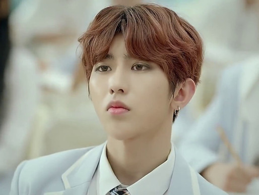 """Cai Xukun released a preview of the new single """"Lover"""""""