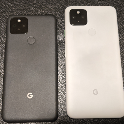 Google Pixel 4a 5G and Pixel 5 Feature (Leakage)