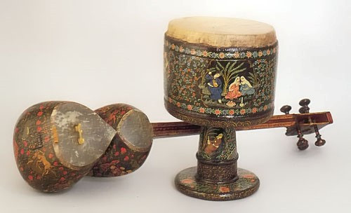 Interdisciplinary Organology: Researching Iranian Musical Instruments