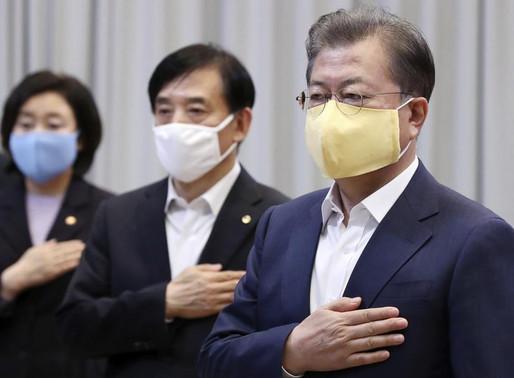 15日に行われた韓国総選挙で、文在寅政権の左派与党が大勝 危険な独走に懸念!?