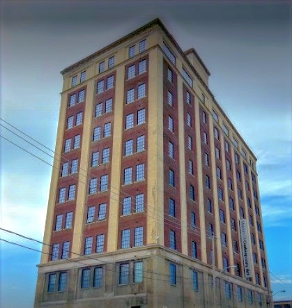 MOCA building