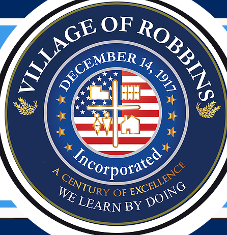 Village Of Robbins Illinois Logo
