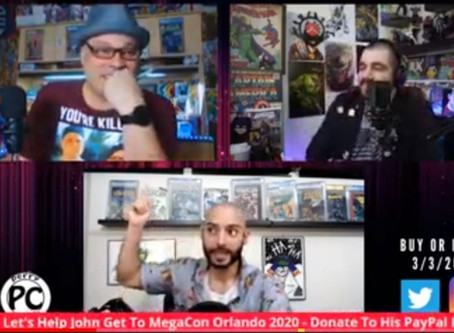 1 Year Anniversary Of The Buy Or Pass Show