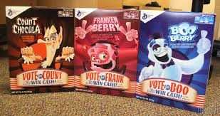 Monster Cereal Fans Can Win Delightfully Bizarre Busts of Franken Berry, Boo Berry, and Count Chocul