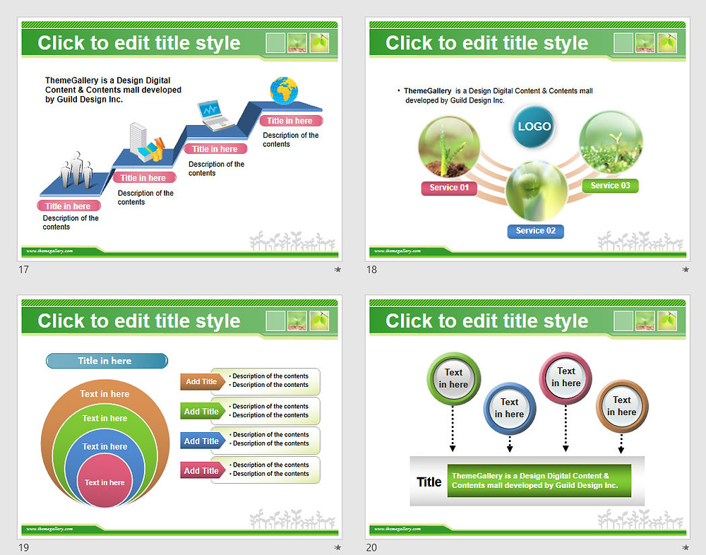 PowerPoint Template 574TGp_natural_light_ani