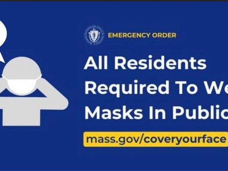 New Emergency Mask Order 5/1/2020