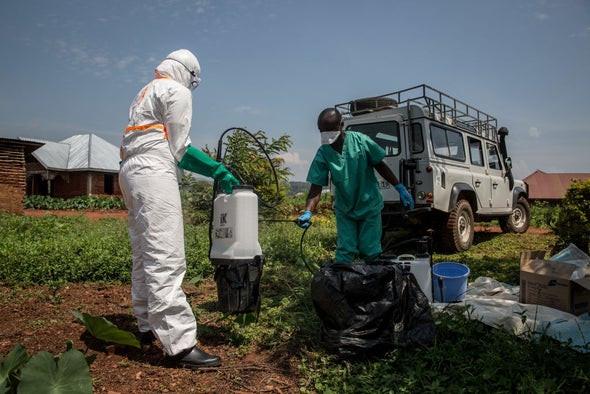 The UN Declares Ebola Emergency in the DRC