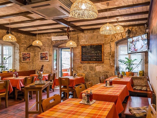 Where to eat in Split?