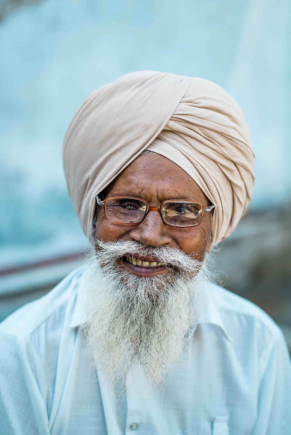 Source: Unsplash(Man wearing a turban)