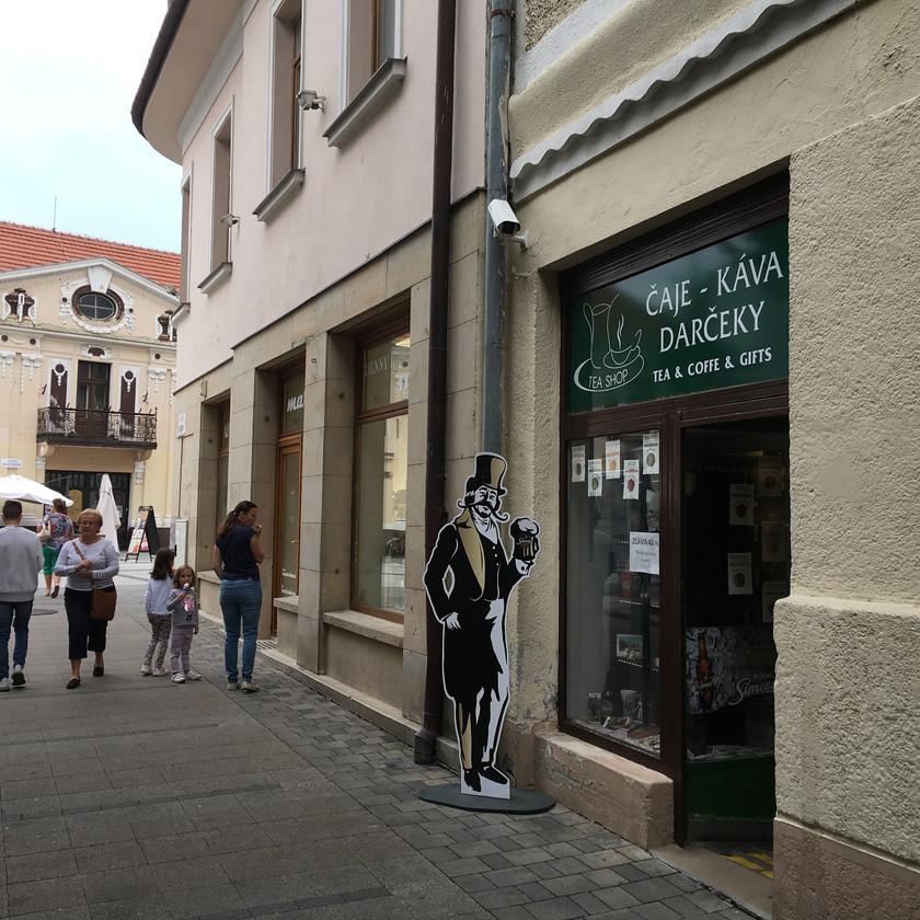 Simeon Piešťany, Tea Shop Piešťany