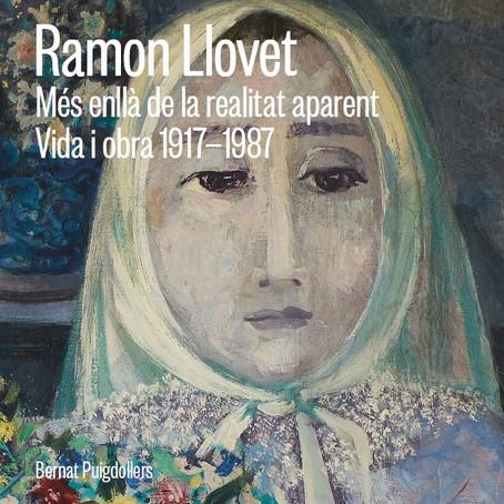 Catàleg de l'exposició · RAMON LLOVET Més enllà de la realitat aparent