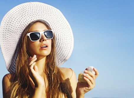 3 must see summer skin infographics