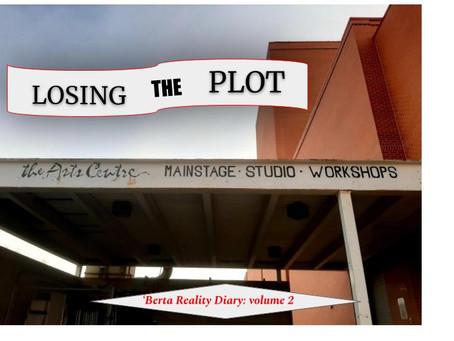 'Berta Reality Diary, vol. 2: LOSING THE PLOT