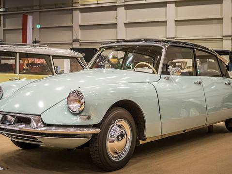 1959   DS19 - Berline