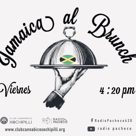 """Jamaica al Brunch"" Radio Pacheco"