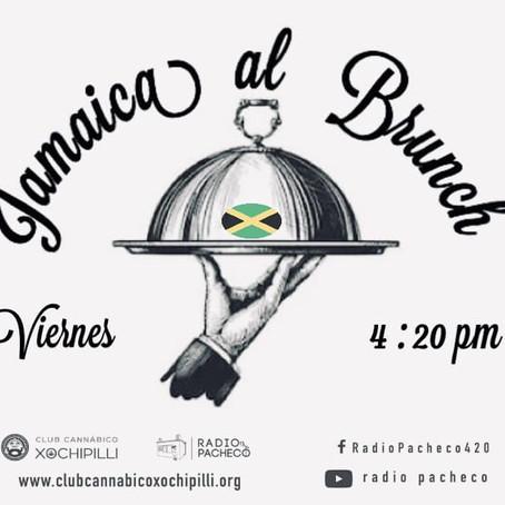 """""""Jamaica al Brunch"""" Radio Pacheco"""