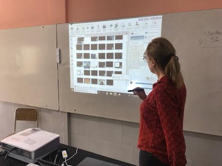 Capacitación Aula Digital en Instituto Adventista Paraná, Entre Ríos
