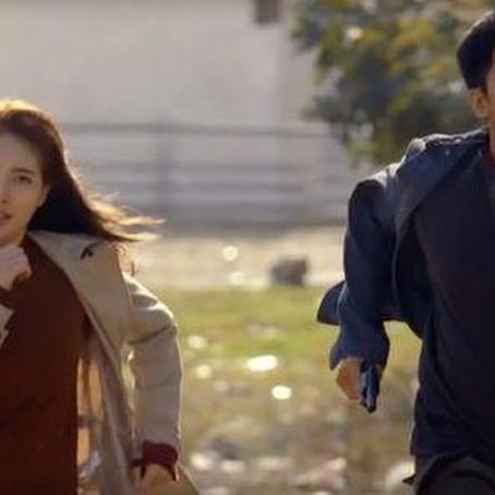 """Η Suzy και ο Lee Seunggi Ευχαριστούν τη Παραγωγή του """"Vagabond"""" μετά την Ολοκλήρωση των Γυρισμάτων"""