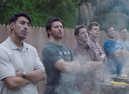 Gillette's latest ad against toxic masculinity
