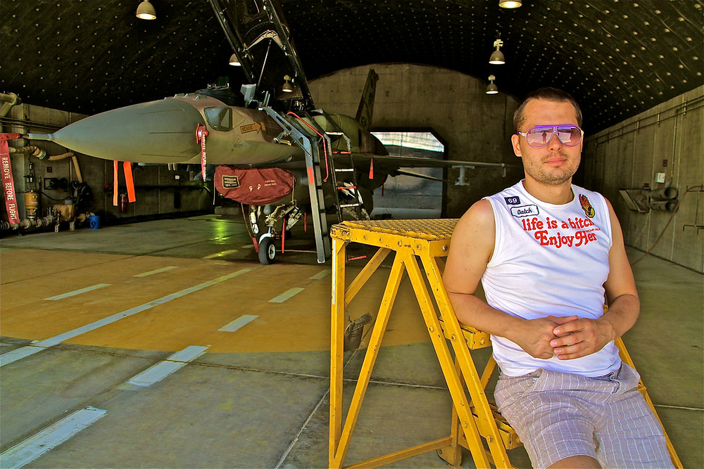 F15i Nevatim airbase