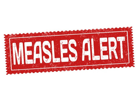 Measles On A Rampage