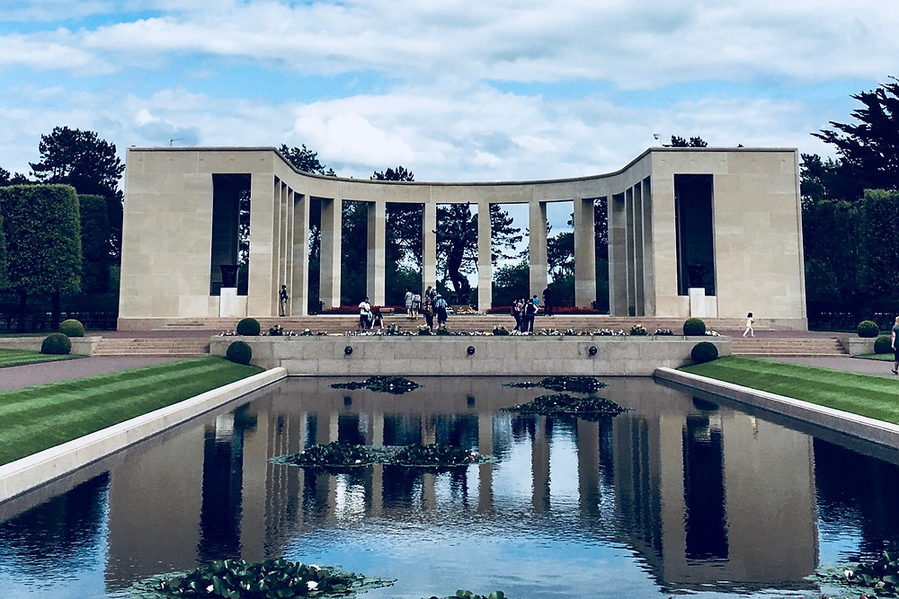 american-cemetery-normandy-memorial