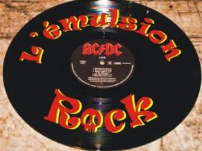 L'émulsion Rock du 11 Avril
