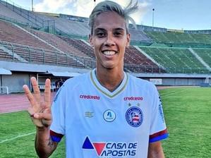 Classificação: Time feminino do Bahia triunfa sobre o Sport e vai às finais do Brasileiro A2