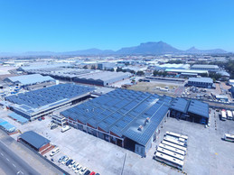 Cape Town's largest bus company becomes a net producer of green energy.