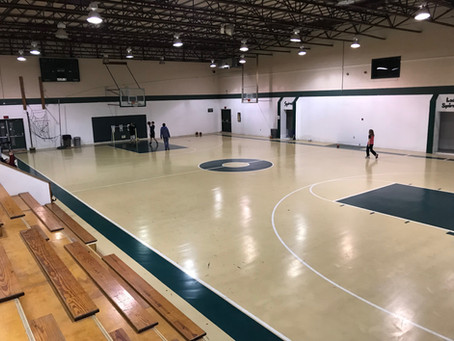 Winslow Community Gym closed Thursday 3-7