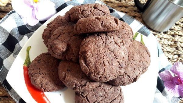 Domácí čoko sušenky