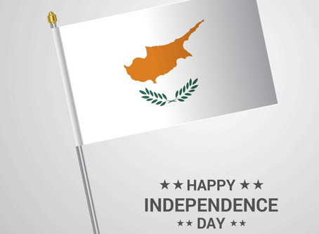Cyprus: Happy Independence Day