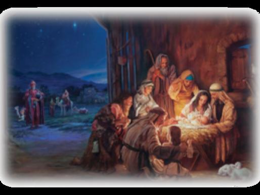 Mass Times for Christmas 2018